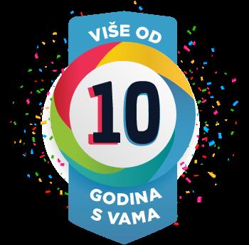 10 godina sa Vama - Burza ideja