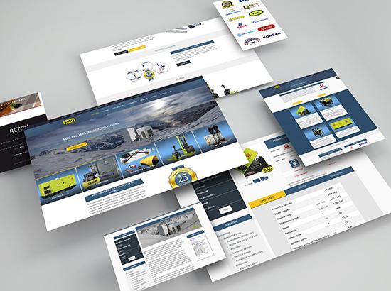 MAG Commerce - Izrada web stranice
