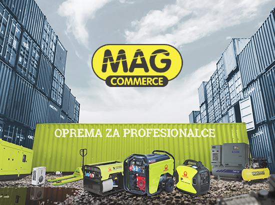 MAG Commerce - Promotivni materijali