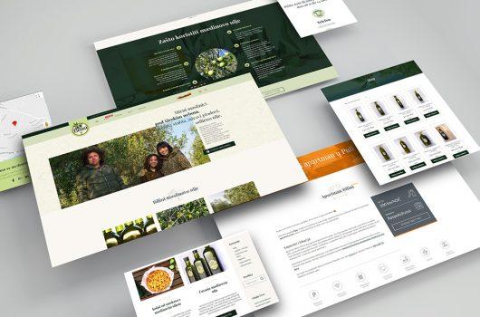 OPG Rakovac - Izrada web stranica